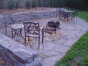 Gardening stoneworks